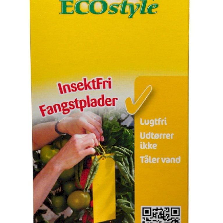EcoStyle InsektFri Fangstplader