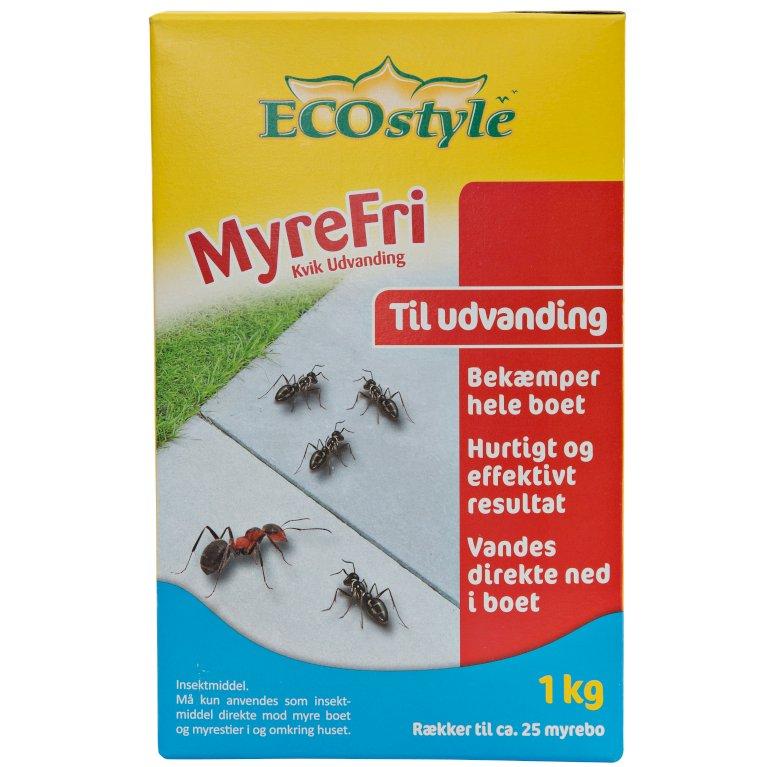 EcoStyle MyreFri Kvik pulver til udvanding