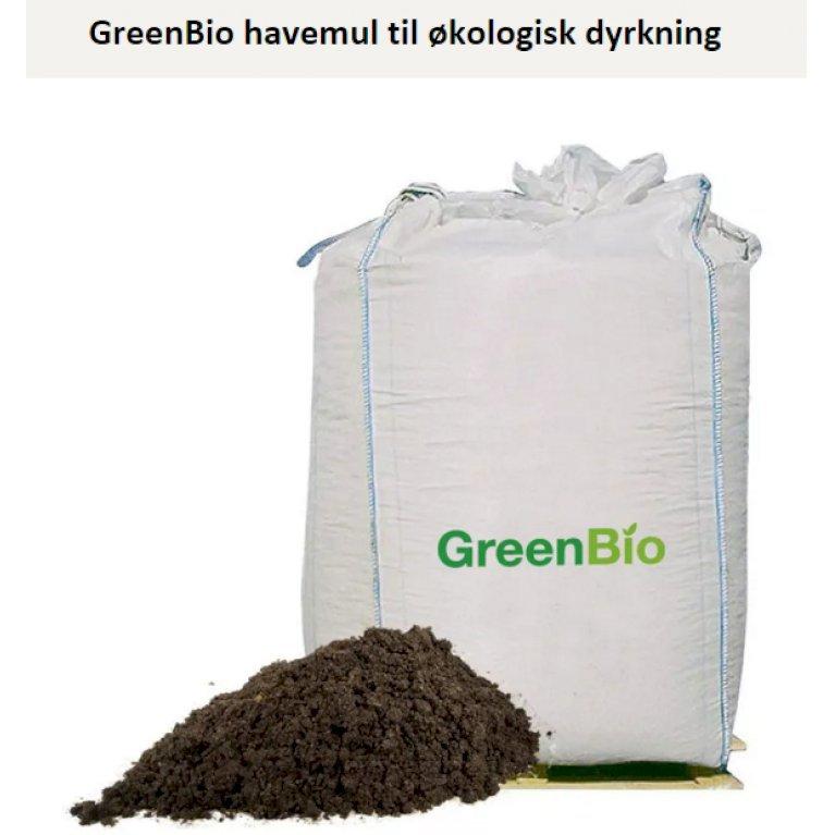 Havemuld til økologisk dyrkning