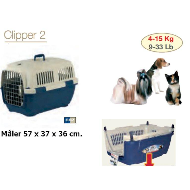 Transportkasse til hund/kat