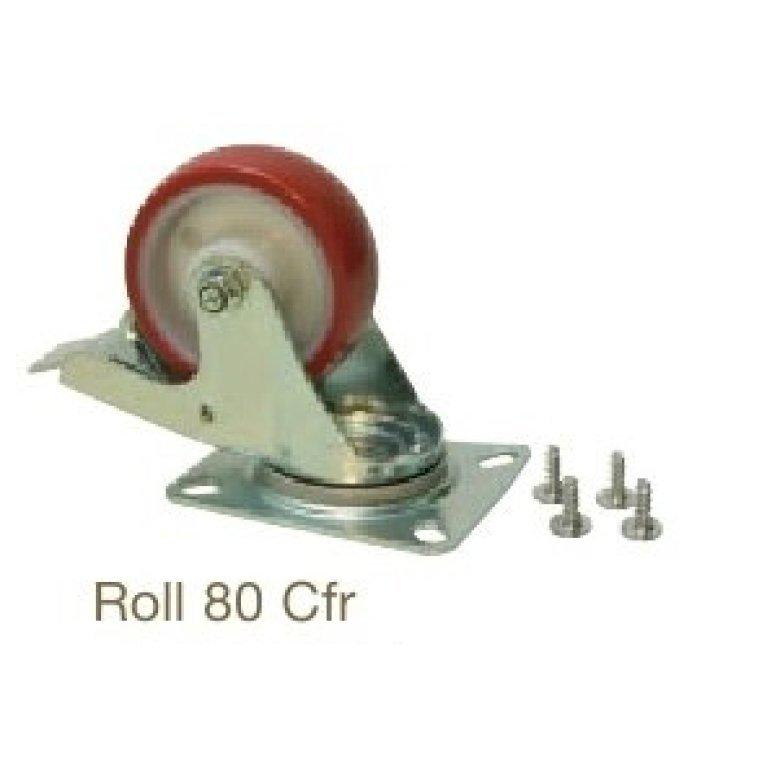 Zara monteringshjulsæt 80 cm