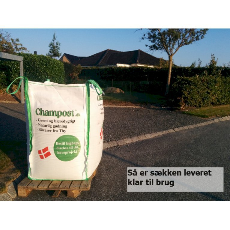Plænedress fra Champost
