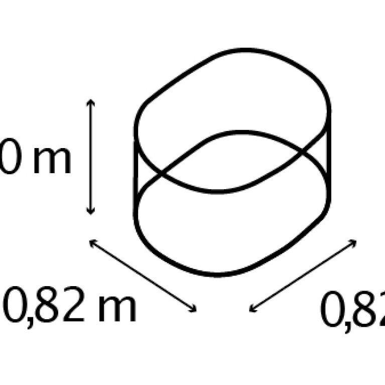 Rondo - Højbed