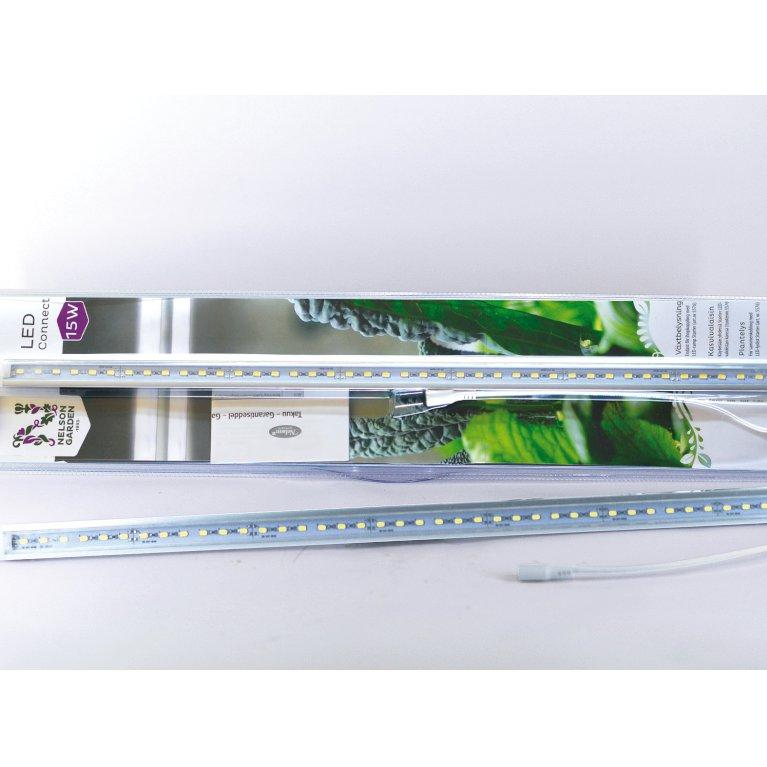 Vækstbelysning, LED-panel 15 W uden adapter