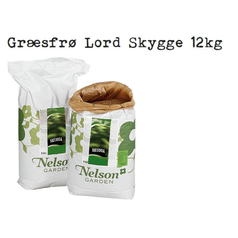 Græsfrø - Skygge 12 kg