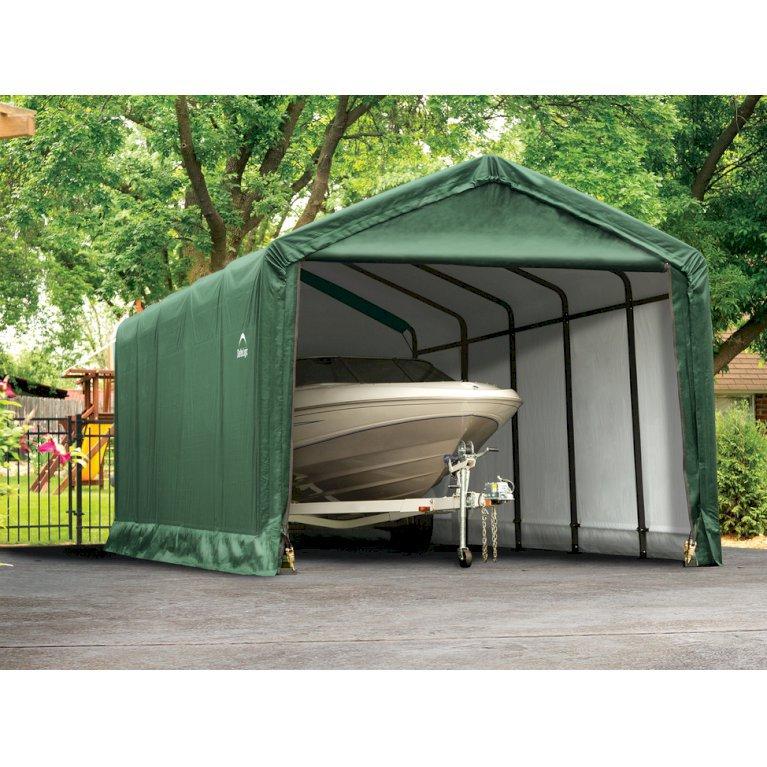 Prof. teltgarage fra ShelterLogic