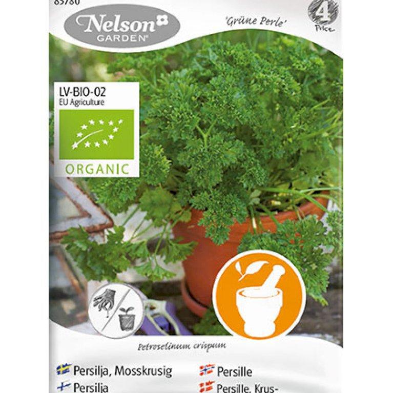 Persille, Krus-, Grüne Perle, Organic