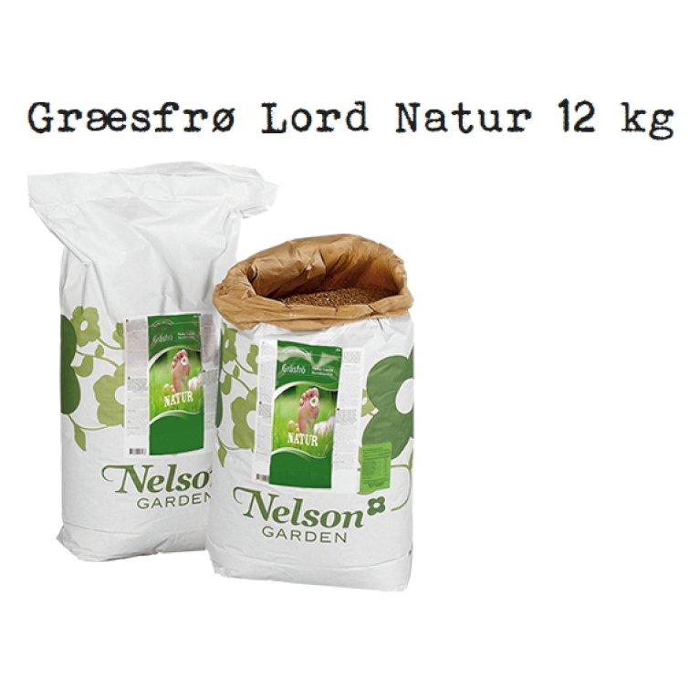 Græsfrø - Natur 12 kg