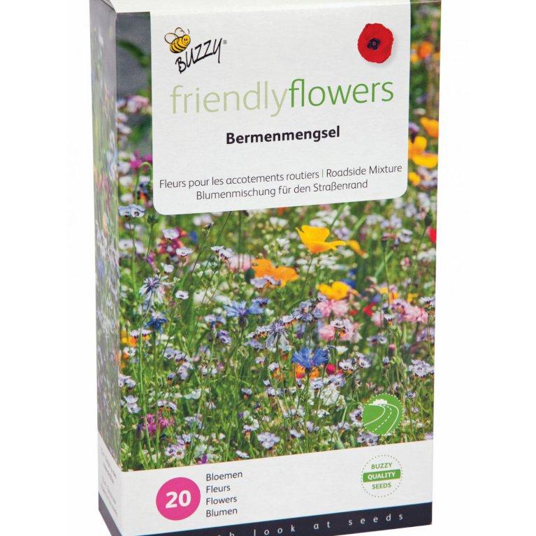 Friendly Flowers - Grøftekantsmix