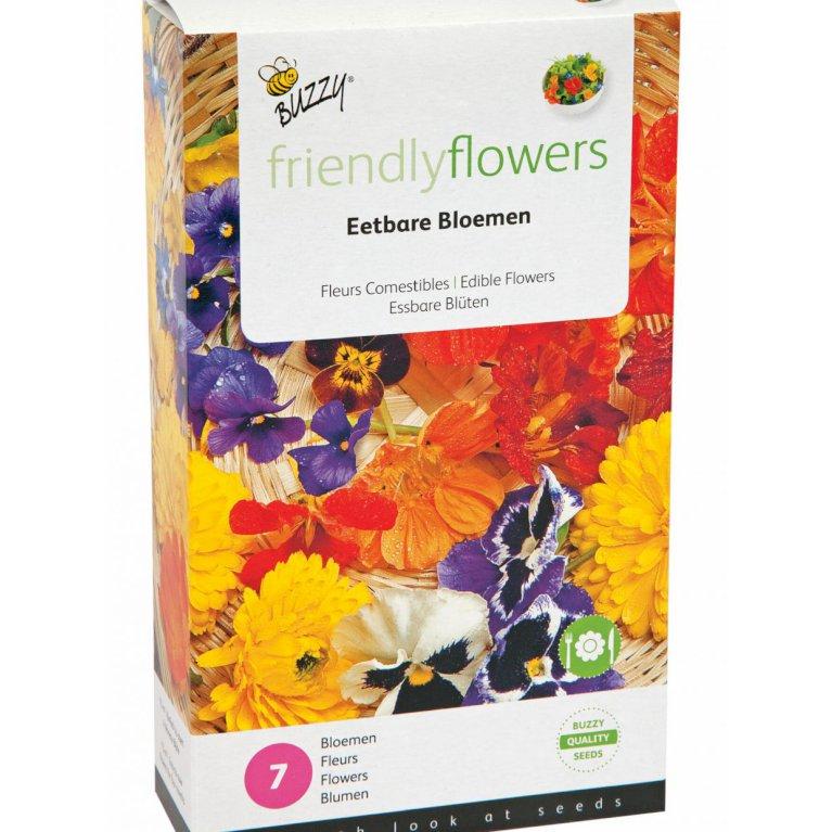 Friendly Flowers - Spiseligt mix