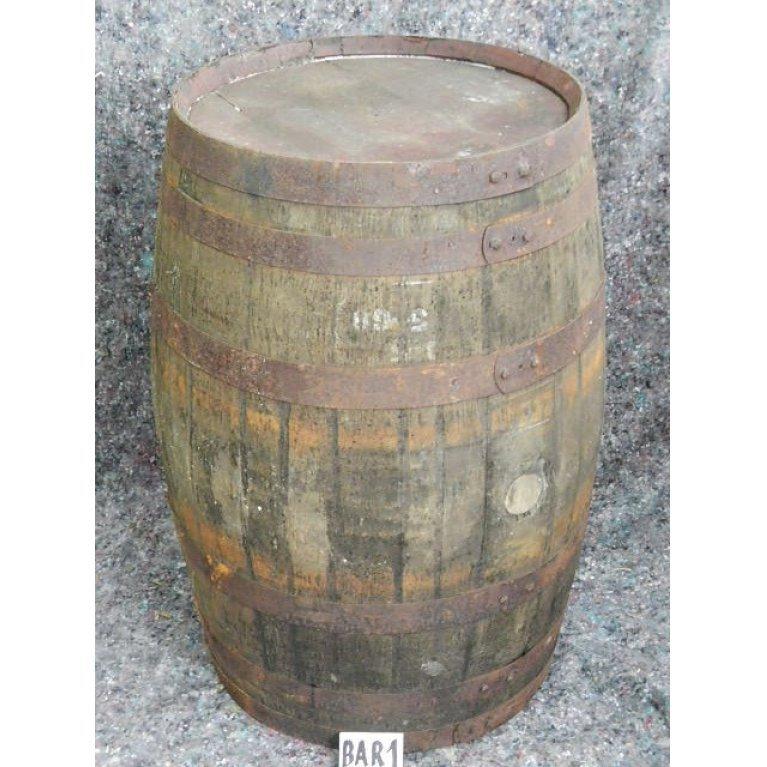 Hel whiskytønde