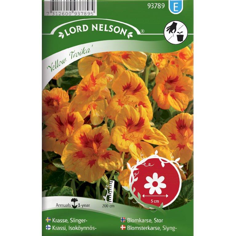 Blomsterkarse, Slyng-, Yellow Troika