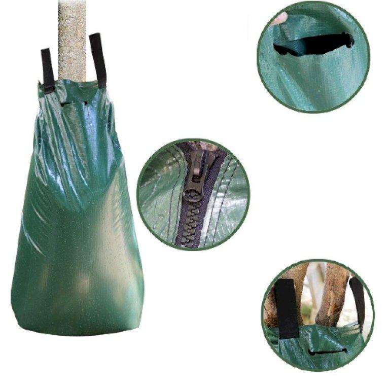 Tree Life - Vandingspose grøn 76 liter