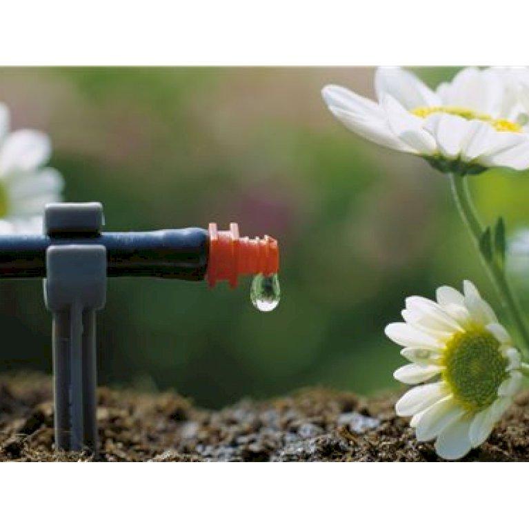 Gardena Micro-Drip Startsæt, blomsterpotter M