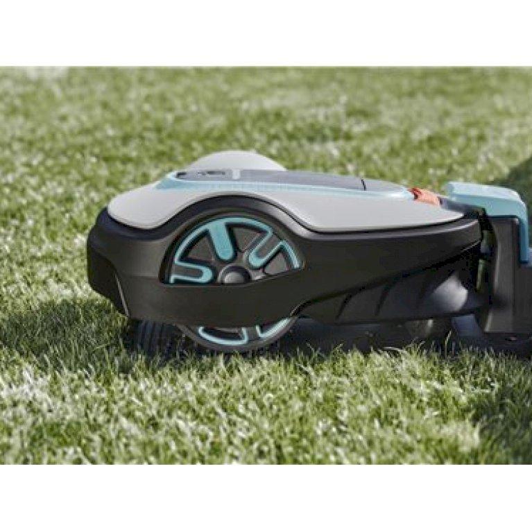 Gardena Robotplæneklipper SILENO city 500