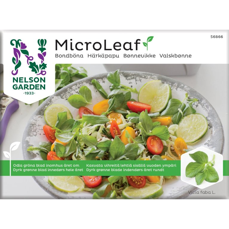 Valskbønne, Micro Leaf