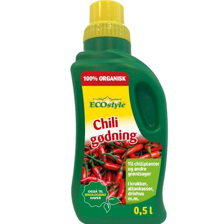Chiligødning