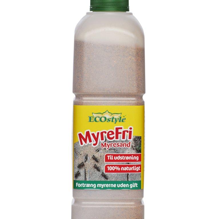 EcoStyle MyreFri Myresand til udstrøning