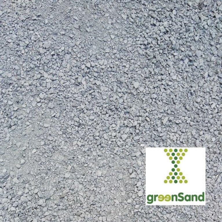 greenSand stenmel af olivin 0-4 mm