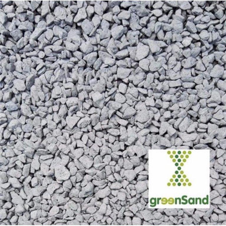 greenSand Olivin sten split 2-6 mm