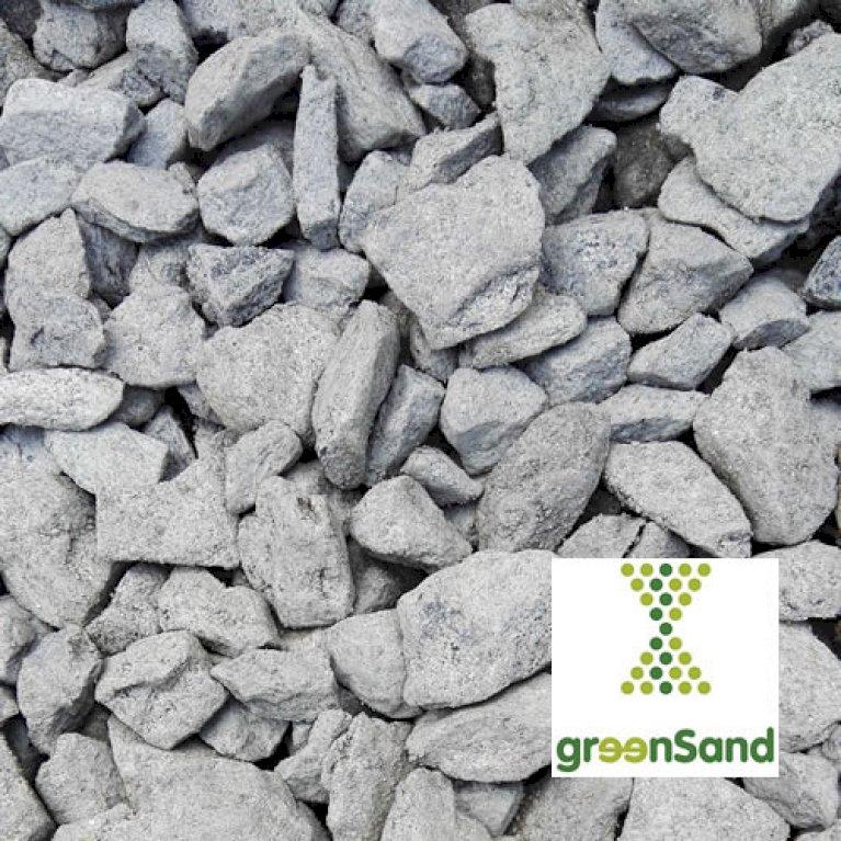 greenSand Olivin sten split 16-32 mm