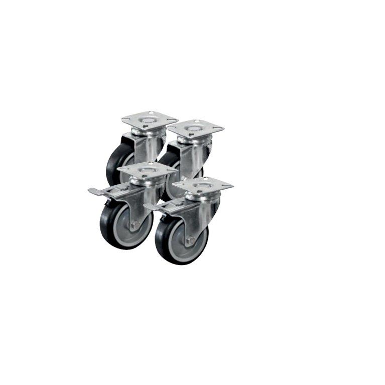 Grönfeld - hjul