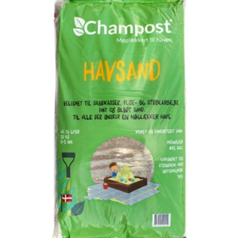 Strandsand / Havsand