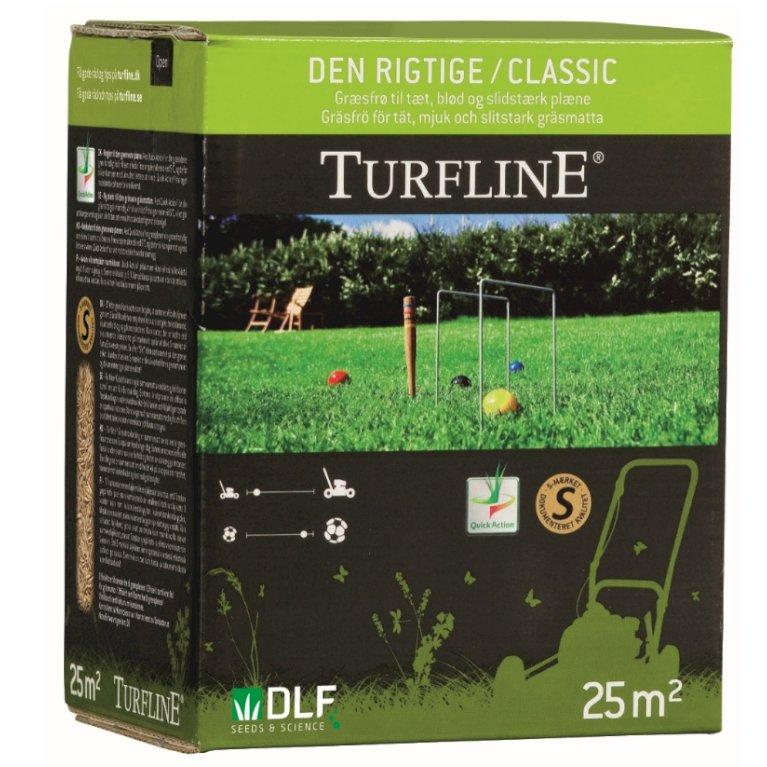 Turfline® Den rigtige - Til den almindelig græsplæne