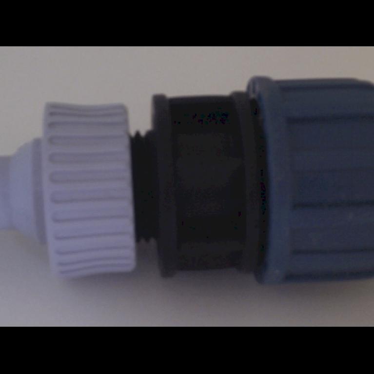Kobling til PE-rør / Drypslange til Gardena havesystem