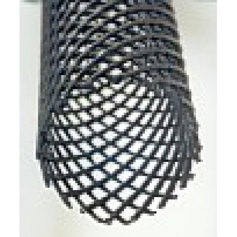 Barkbeskytter ø 120 mm. sort - 65 cm.