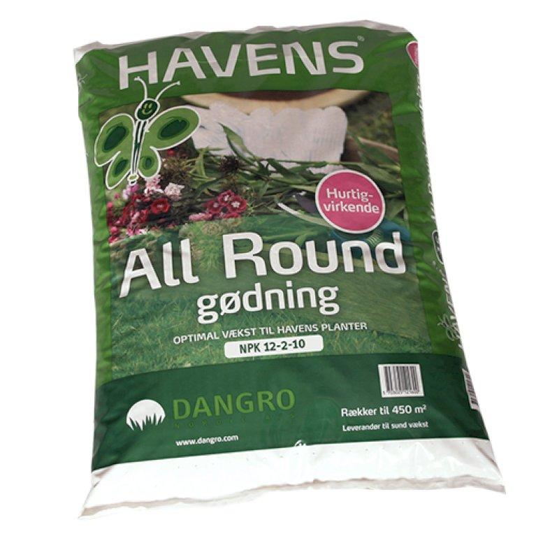 Havens All-Round Gødning 12-2-10