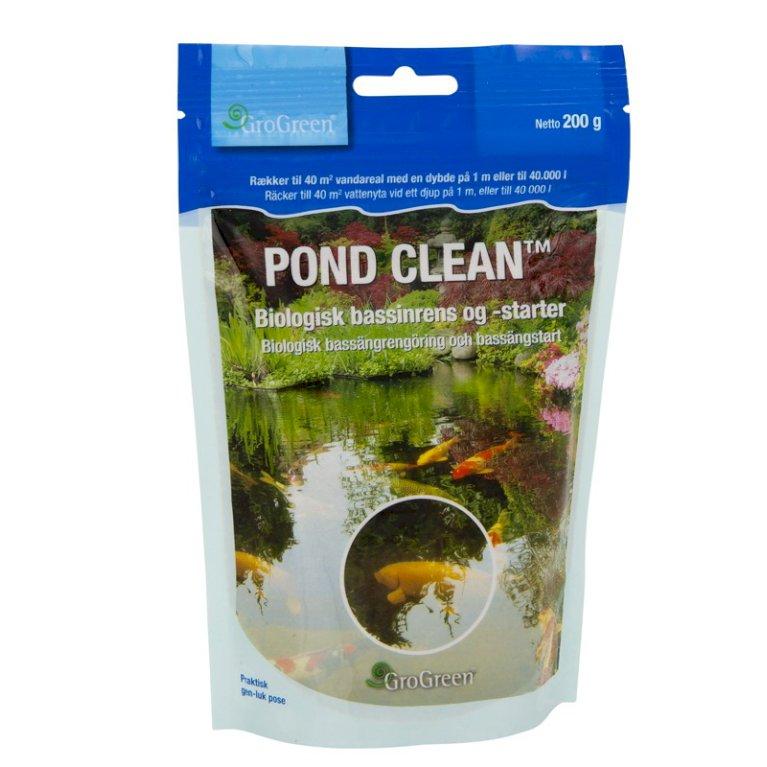 Pond Clean® Biologisk bassinrens og bassinstarter