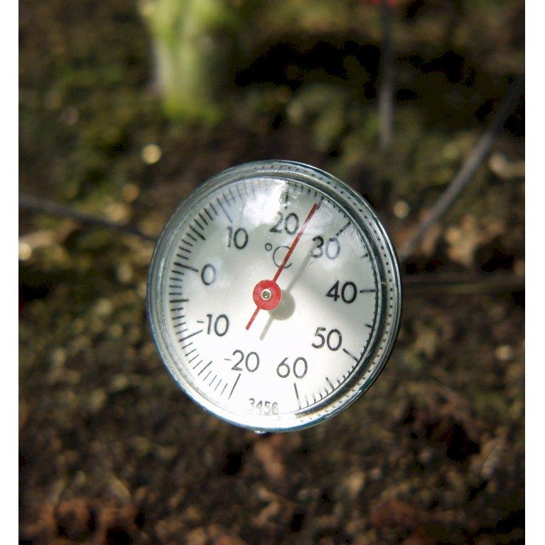 Jordtermometer