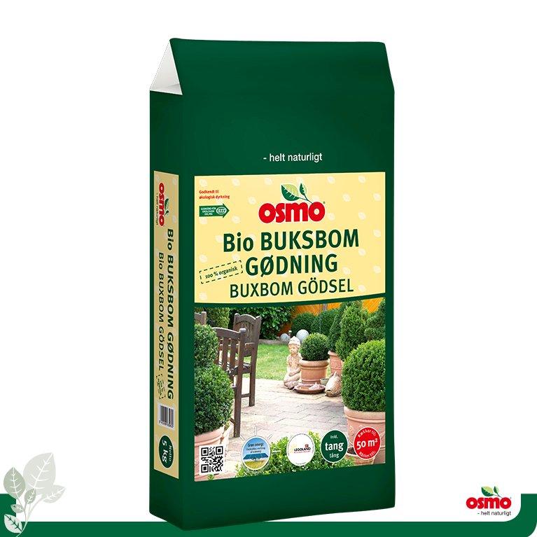Bio Stedsegrøn Gødning 7-2-5 +2% Mg