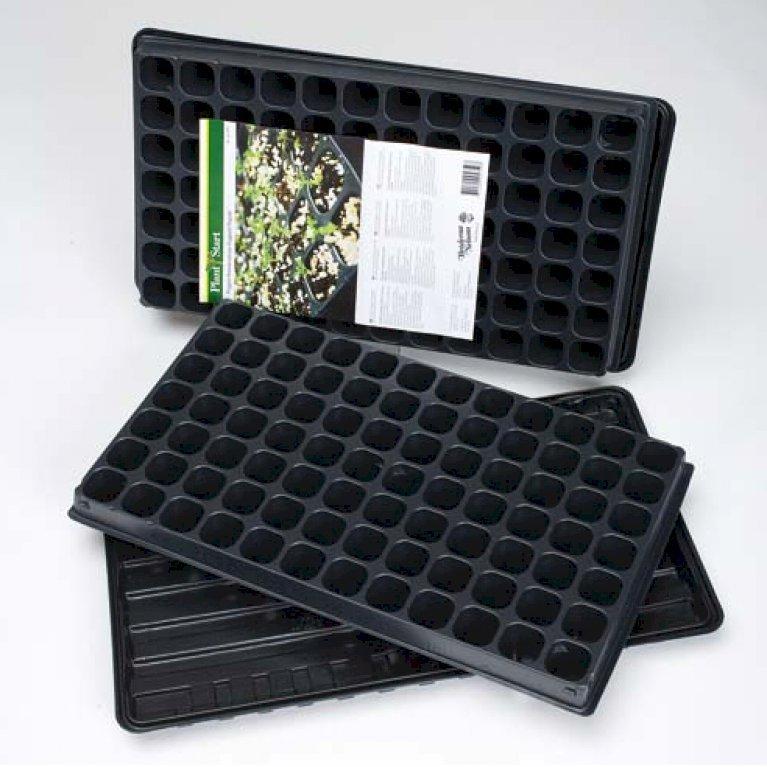 Plugsæt m/vandingsmåtte 84 celler