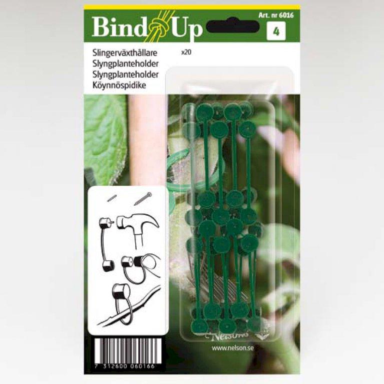 Slyngplanteholder Grøn, 20 stk.