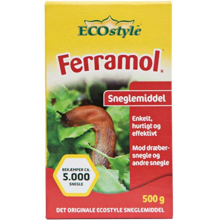 EcoStyle SnegleFri Ferramol®
