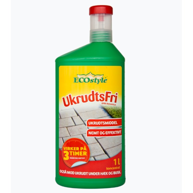 EcoStyle UkrudtsFri KVIK - Koncentrat