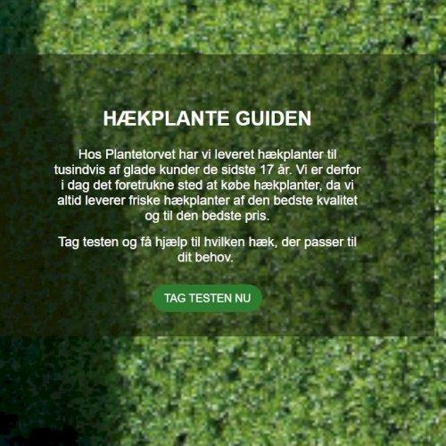Hækplante guiden